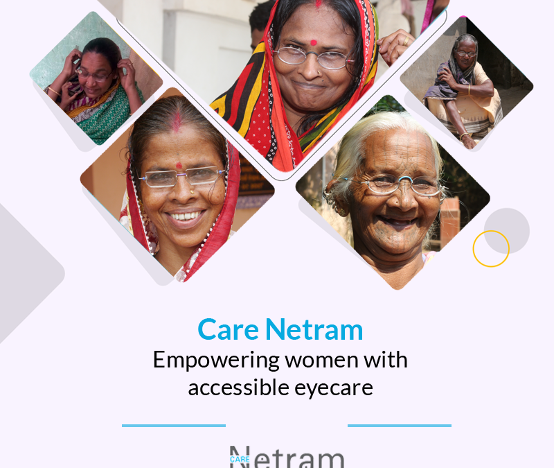 Care Netram Empowering women with accessible eyecare